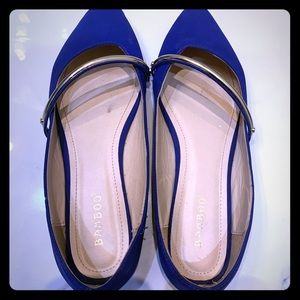 Women shoes ballerina size: 8 1/2